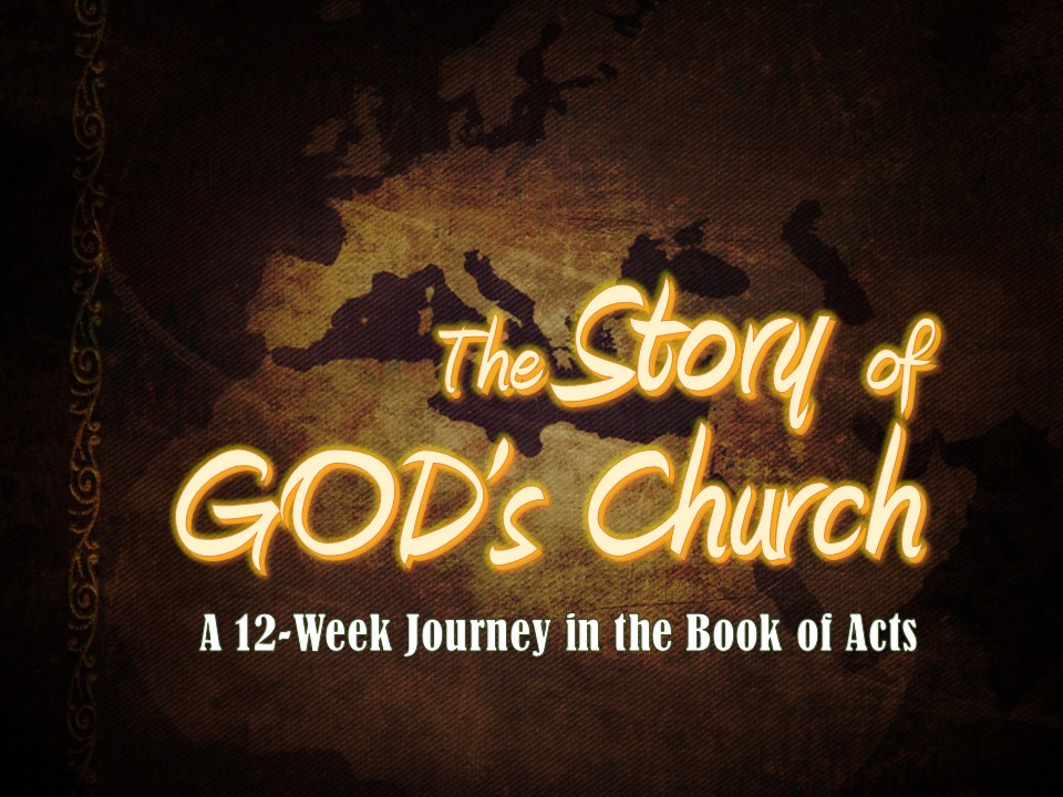 Story of God's Church