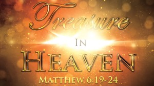 treasure in heaven