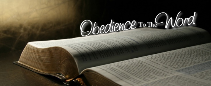 ObedienceToTheWord