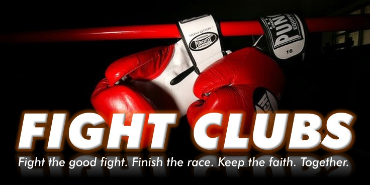 Fight Clubs (book cover)