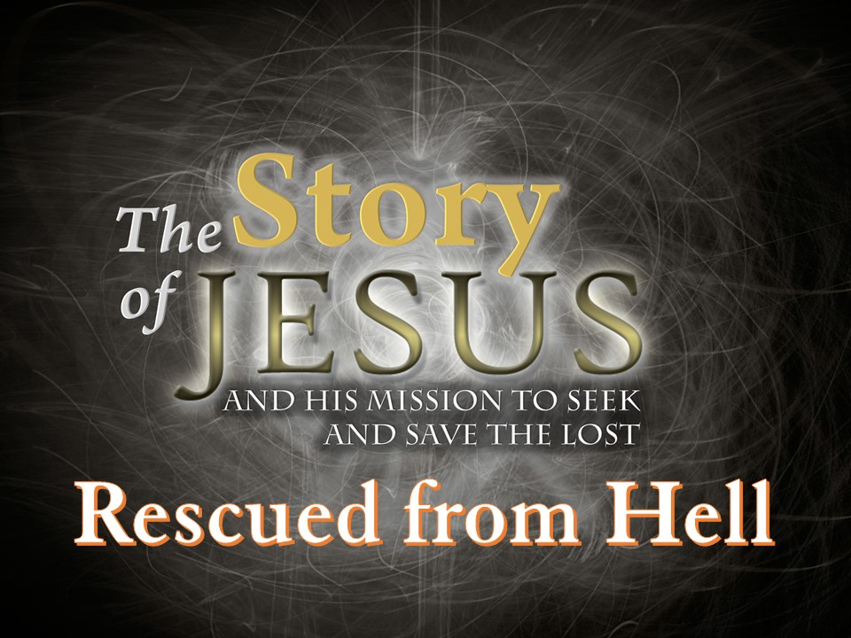 Part 36 - Rescued from Hell