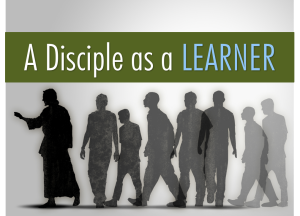discipleaslearner