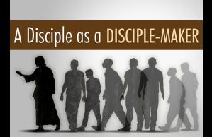 discipleasdisciplemaker