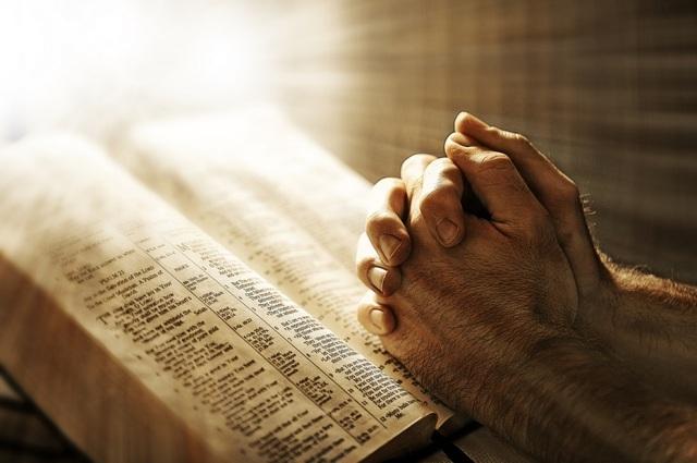 Prayer-and-bible