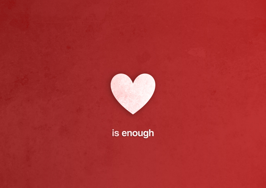 love-is-enough