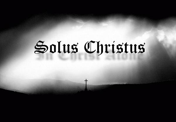 christ-alone
