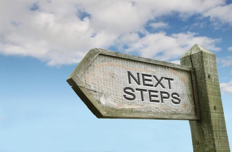 next steps2
