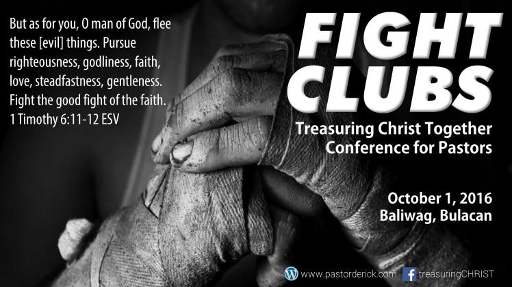 Pastors Conference Promo