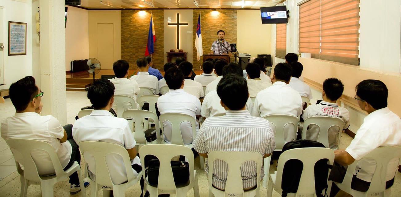 On Christ-Centered Preaching – TREASURING CHRIST PH