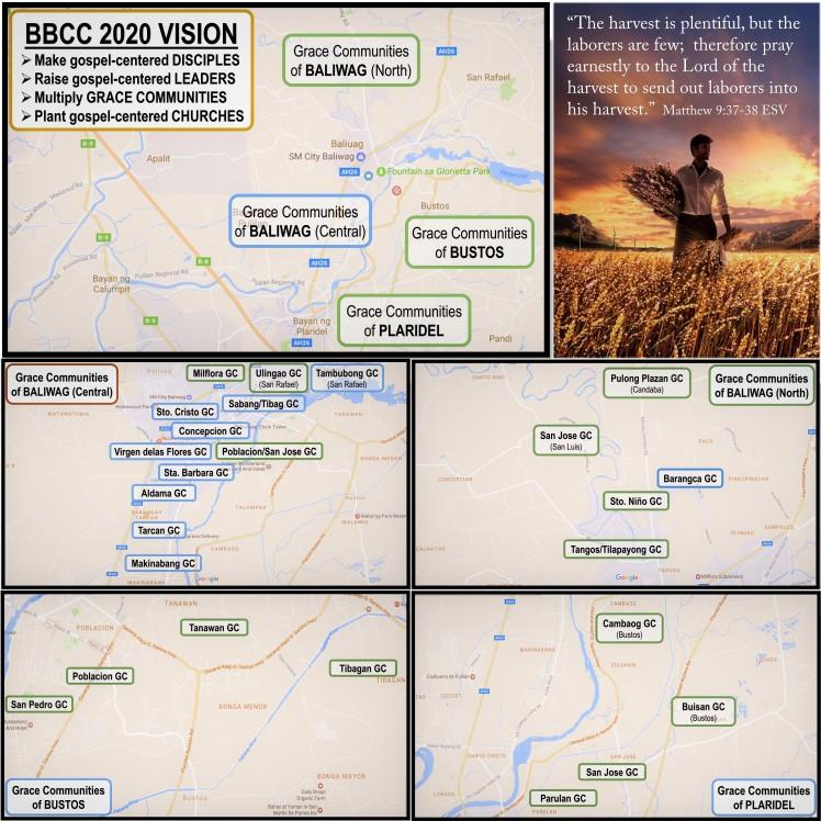 2020 Vision Tarp